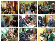 Konkursi, uzdevumi, radoša darbošanās dažādās grupās